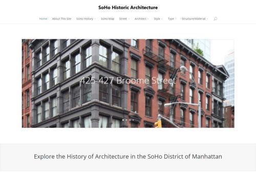 SoHo Historic Architecture